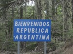 Made it into Argentina