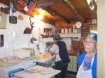 Aurelia, 3rd generation empanada chef