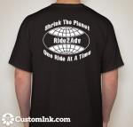 R2ADV back of shirt
