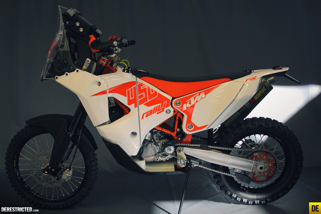 ktm offers its 450 rally bike for sale to general public ride2adv. Black Bedroom Furniture Sets. Home Design Ideas