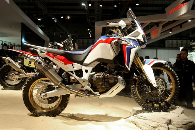 honda rolls out new africa twin adventure sports concept. Black Bedroom Furniture Sets. Home Design Ideas